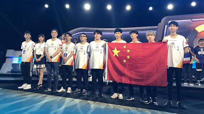 《OW世界杯》曼谷站落幕:中国队晋级世界杯八强